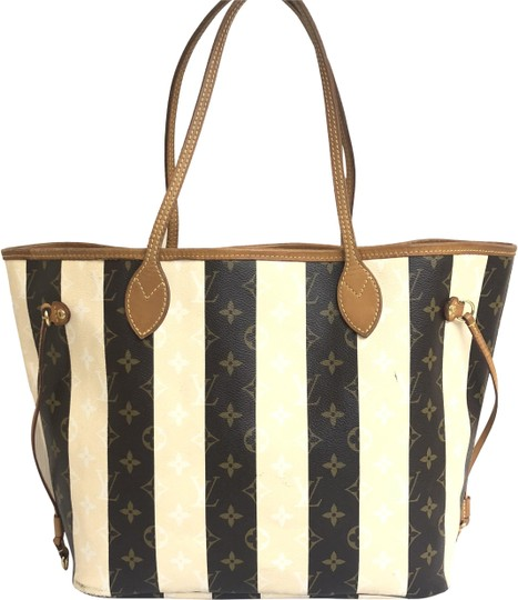 Preload https://img-static.tradesy.com/item/24148337/louis-vuitton-neverfull-rayures-mm-brown-canvas-shoulder-bag-0-1-540-540.jpg