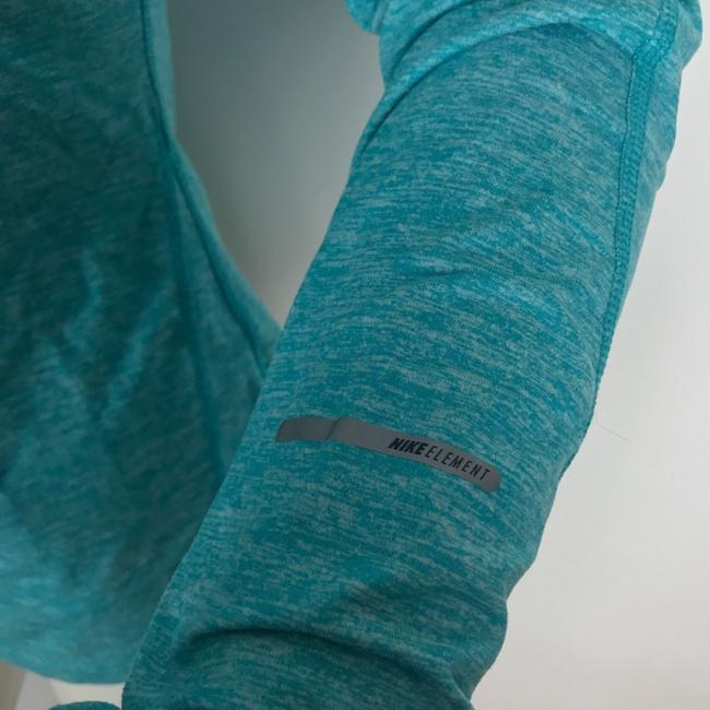 Nike Nike Pullover element teal blue Dry Fit Running Long sleeves Women