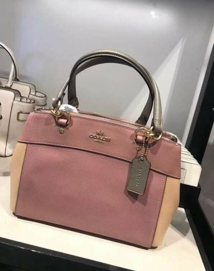 Coach Carryall 34797 36704 Christie Satchel in multicolor