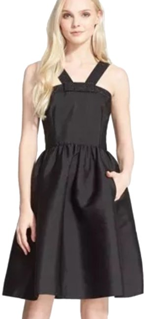 Preload https://img-static.tradesy.com/item/24148399/kate-spade-black-pave-fit-and-flare-mid-length-cocktail-dress-size-12-l-0-1-650-650.jpg