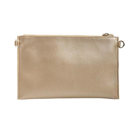 Versace Jeans Collection Gold Clutch