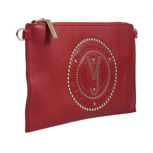 Preload https://img-static.tradesy.com/item/24148442/versace-jeans-collection-red-faux-leather-clutch-0-0-540-540.jpg