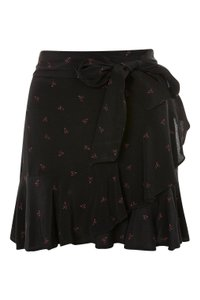 Topshop Mini Skirt Black - item med img