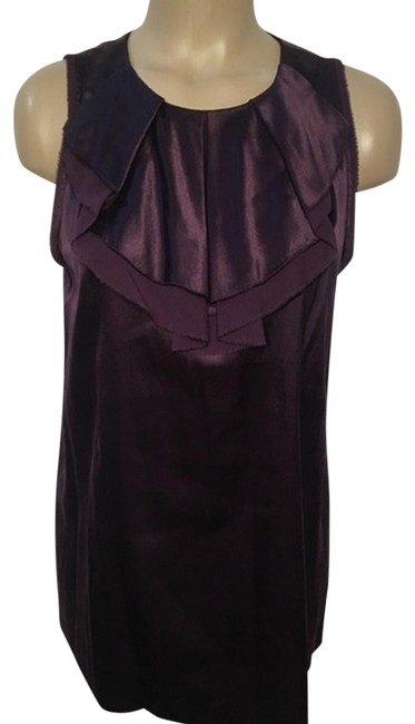 Preload https://img-static.tradesy.com/item/24148540/vince-purple-sleeveless-silk-blouse-size-8-m-0-1-650-650.jpg