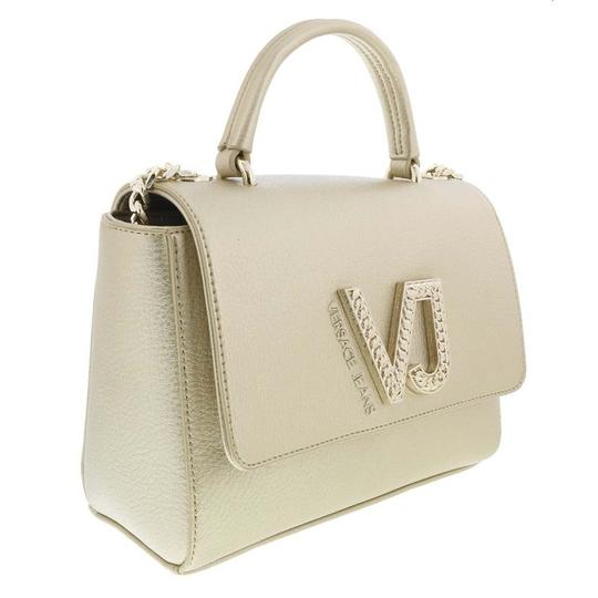 Preload https://img-static.tradesy.com/item/24148618/versace-jeans-collection-top-handle-gold-faux-leather-satchel-0-0-540-540.jpg