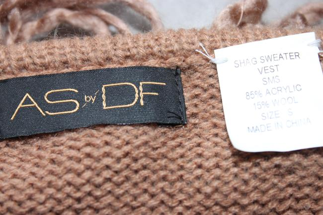 AS BY DF Freinge Sweater Long Vest
