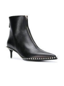 Alexander Wang Studded Ankle black Boots