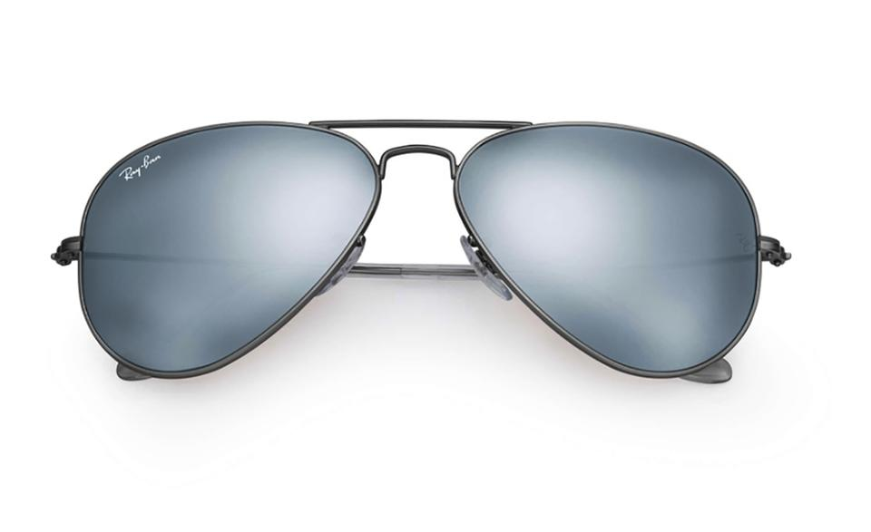 e18680b6f24d6 ... usa ray ban ray ban aviator large metal silver mirror lenses rb3025 029  d9f97 24b9c ...