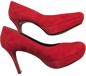 Paul Green Red Pumps