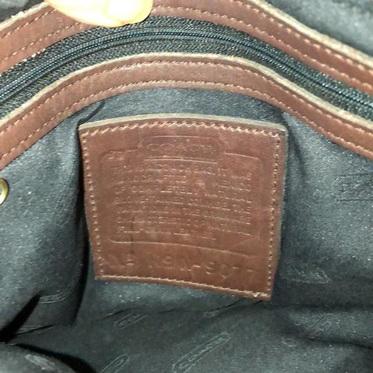 Coach Tote in Brown Image 7