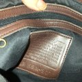 Coach Tote in Brown Image 8