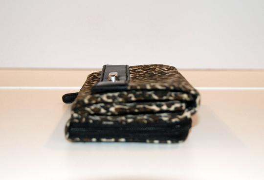 Avon LAST CALL! Animal Print Large Zip Around Two-Sided Wallet Image 2