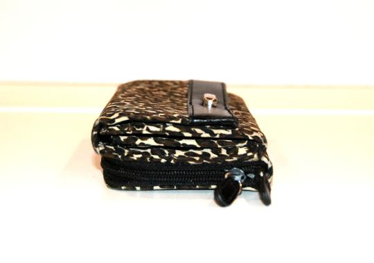 Avon LAST CALL! Animal Print Large Zip Around Two-Sided Wallet Image 3