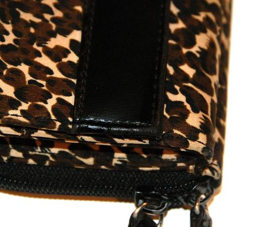Avon LAST CALL! Animal Print Large Zip Around Two-Sided Wallet Image 7