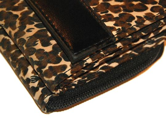 Avon LAST CALL! Animal Print Large Zip Around Two-Sided Wallet Image 8