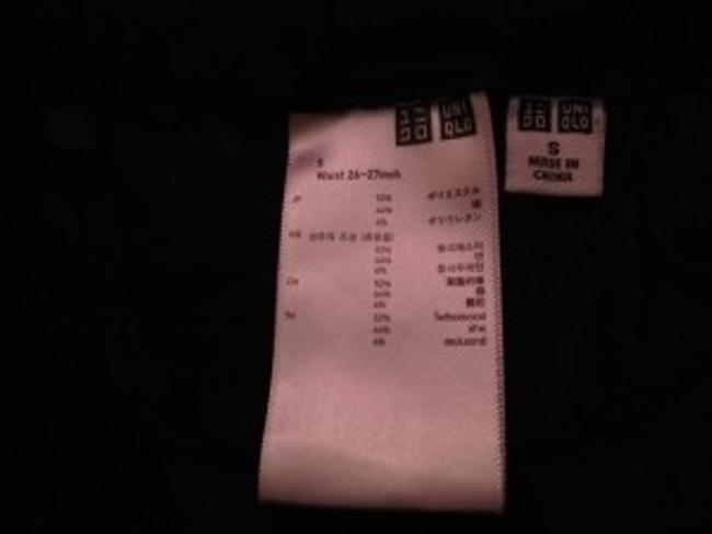 Uniqlo Jeggings-Black