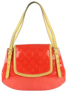 Louis Vuitton Flap Hobo Artsy Sully Bowler Shoulder Bag