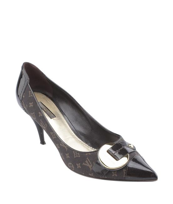 Item - Brown Pointed Toe Pumps Size EU 39.5 (Approx. US 9.5) Regular (M, B)