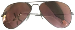 Ray-Ban Ray Ban mirror aviators
