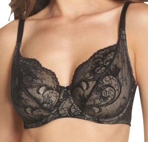 Wacoal Adjustable Straps Underwire Support Feminine Lace Trellis Lace Full Coverage Top 34DDD