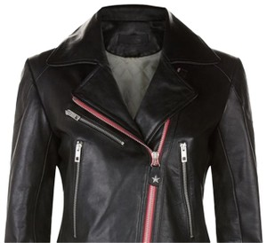 Rag & Bone black Leather Jacket