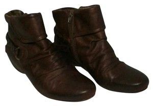 Bare Traps Ankle Brownboots Comfortable Brown Boots