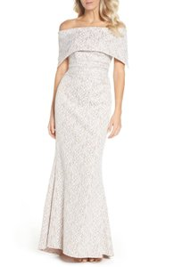 Vince Camuto Wedding One Shoulder Women Dress