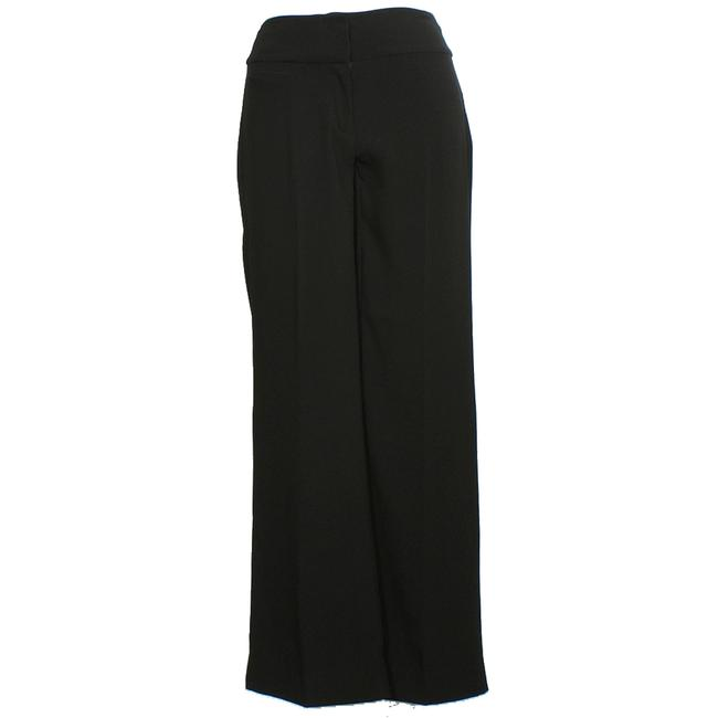 Eileen Fisher Black Tropical Suiting Eco Trouser Pants Size 2 (XS, 26) Eileen Fisher Black Tropical Suiting Eco Trouser Pants Size 2 (XS, 26) Image 1