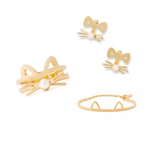 Kate Spade Kate Spade Out West Kitty Cat Collection Set