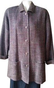 Doncaster Wool Car Trench Coat