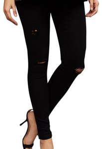 AG Adriano Goldschmied AG Secret Fit Belly Legging Ankle Maternity Jeans- Marblestone