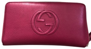Gucci Gucci GG Soho leather wallet