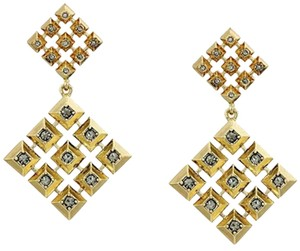 """House of Harlow 1960 House of Harlow """"The Lyra"""" Statement Earrings"""