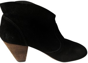 Bakers Suede Black Boots
