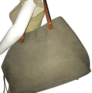 Street Level Tote in Green