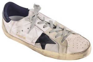 Golden Goose Deluxe Brand Ivory Athletic