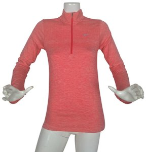f1f6f9573a Nike Nike Pullover Dry Fit Running orange Long sleeves Women Size S