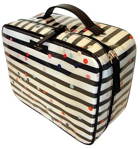 Kate Spade NWT KATE SPADE LARGE MARTIE BROOK PLACE COSMETIC TRAVEL CASE