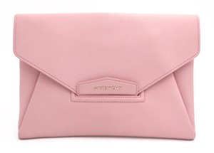 Givenchy soft pink Clutch