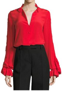 Alexis Top red