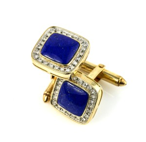 14k Gold Surrounded With Cufflinks/Studs