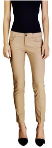Vince Classic Date Night Professional Straight Pants Tan