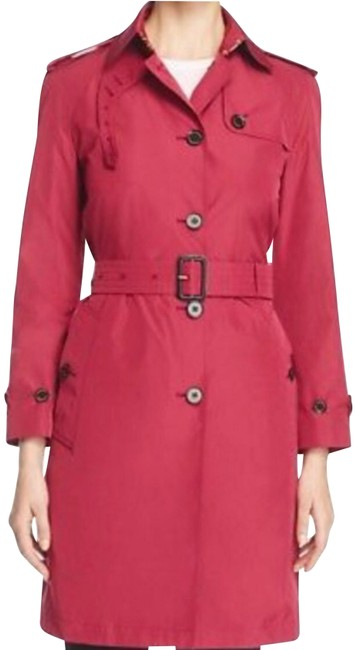 Item - Magenta Renwick Button Front Coat Size 2 (XS)