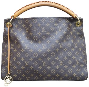 Louis Vuitton Monogram Mm Canvas Canvas Hobo Bag
