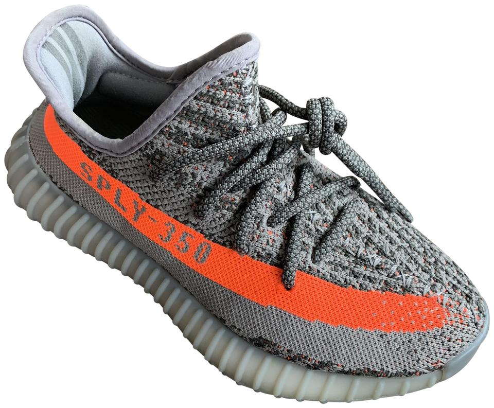 huge selection of e7069 eb37f YEEZY Gray Adidas Boost Beluga V2 Sneakers Size US 5.5 Regular (M, B) 49%  off retail