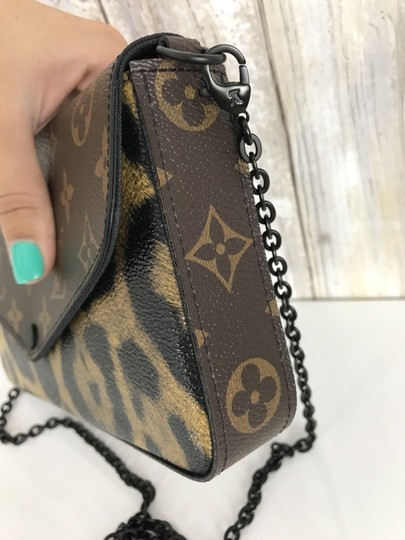 Louis Vuitton Felicie Limited Edition Cross Body Bag