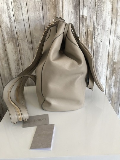 Jimmy Choo Leather Backpack