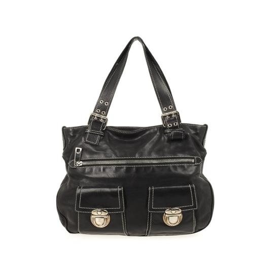 Preload https://img-static.tradesy.com/item/24156121/marc-jacobs-stella-black-leather-tote-0-0-540-540.jpg