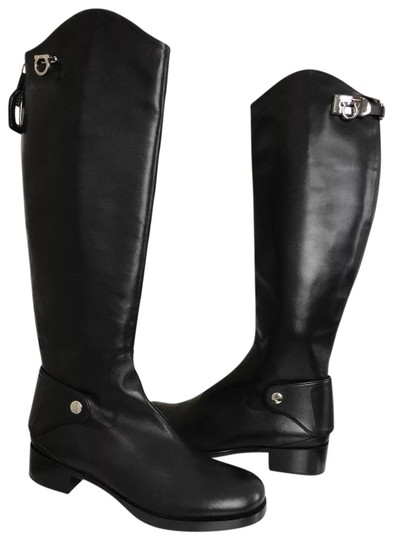 Preload https://img-static.tradesy.com/item/24156249/salvatore-ferragamo-black-knee-high-leather-rodi-zip-italy-bootsbooties-size-us-95-regular-m-b-0-1-540-540.jpg