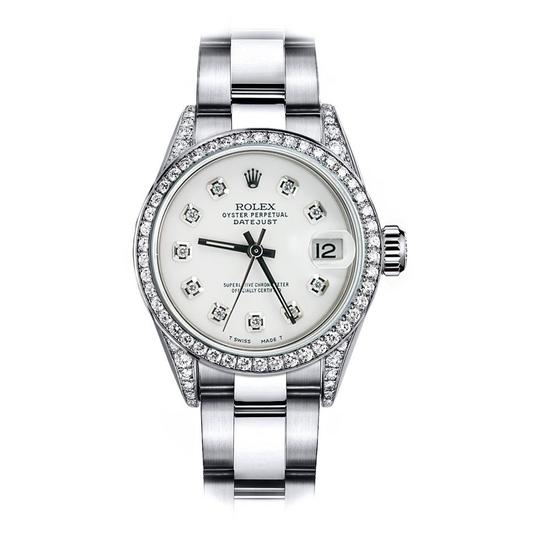 Preload https://img-static.tradesy.com/item/24156371/rolex-stainless-steel-31mm-datejust-ss-white-dial-diamond-bezel-and-shoulders-oyster-watch-0-0-540-540.jpg